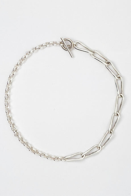 Luna link with simple chain choker