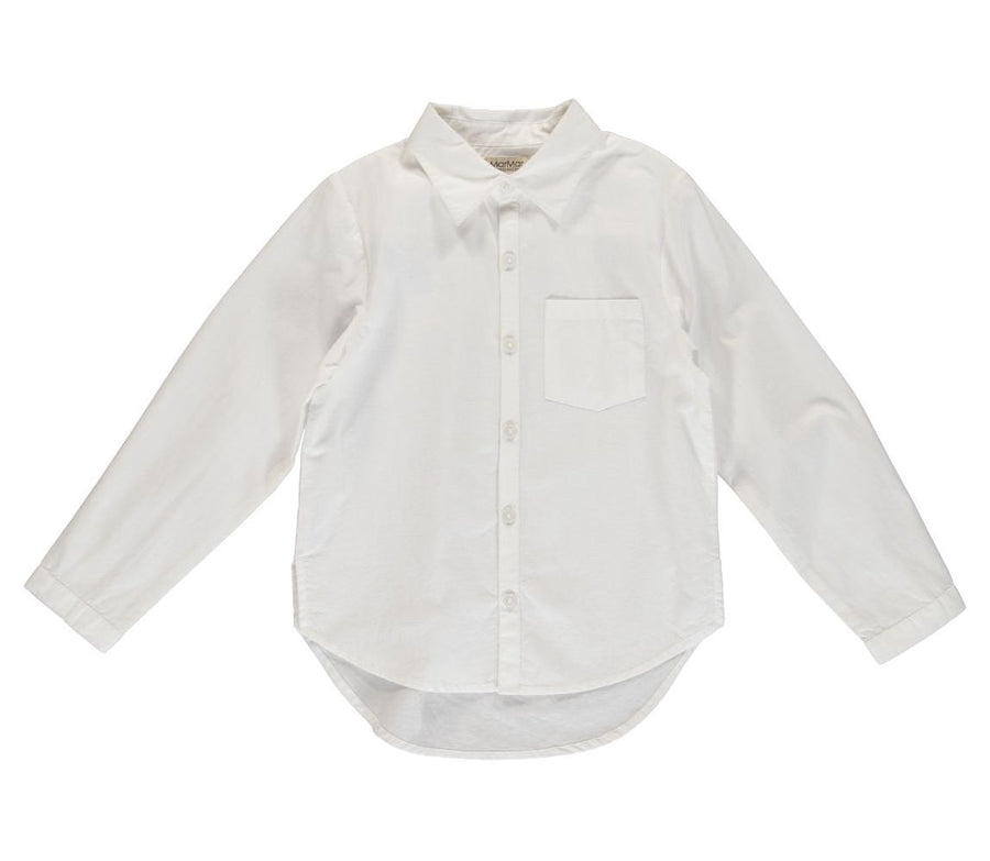 MarMar Tommy Shirt - White