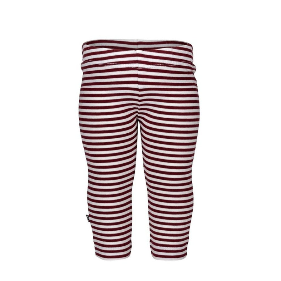 Levi legging stripe red