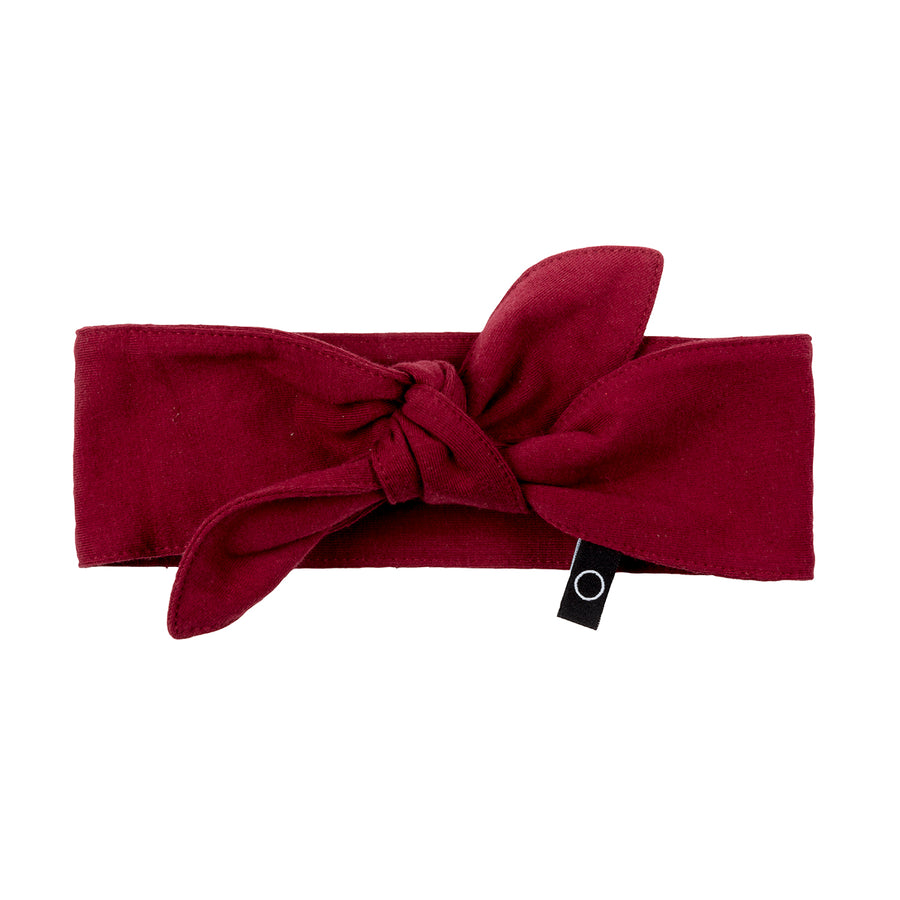 Billy hairband red