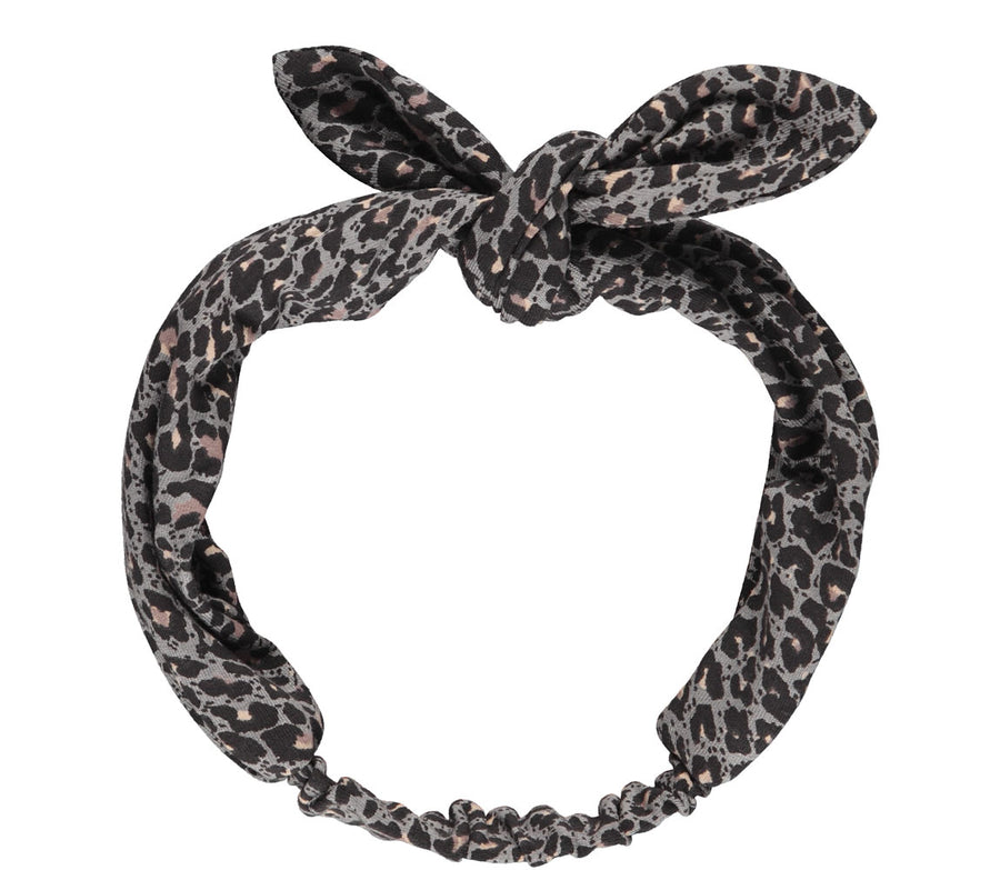 Haarband Leopard Rose Nut