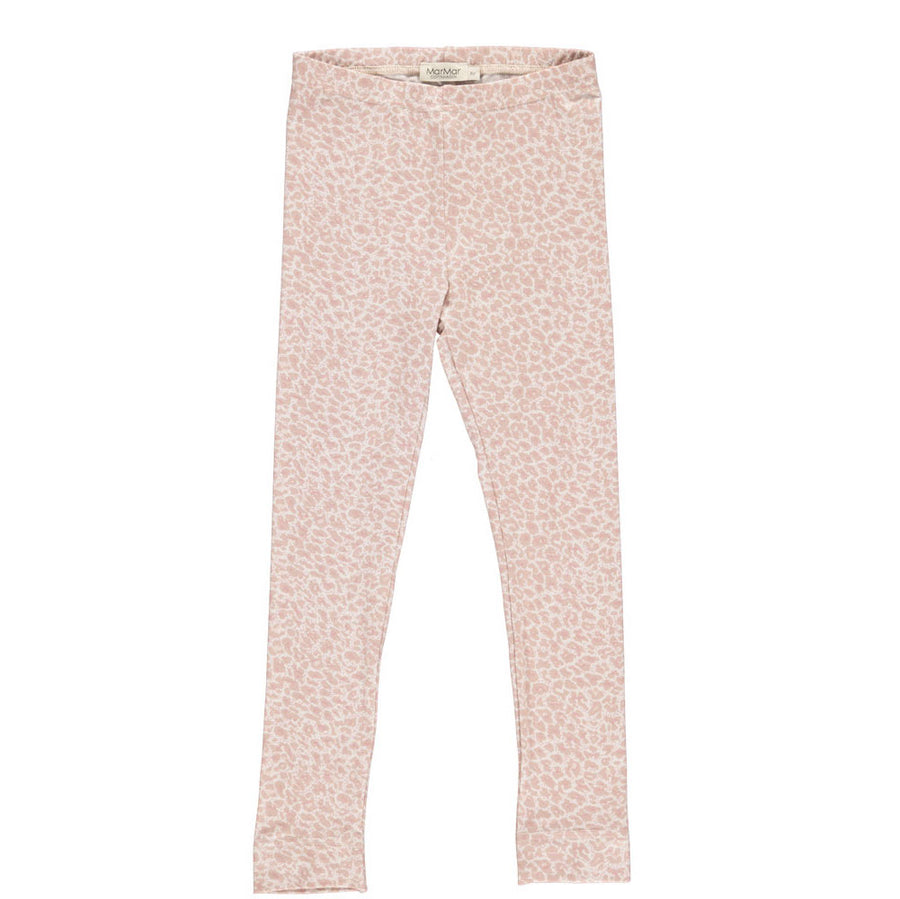 Legging Leopard Dusty Rose