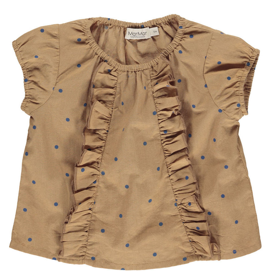 Mar Mar Copenhagen Top Twilla Caramel Dot