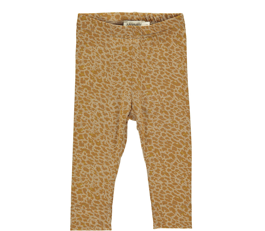 Legging leopard Pumpkin Pie