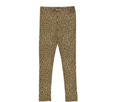 Legging Leopard Leather