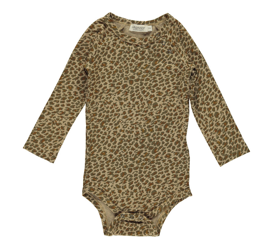 Body Leopard Leather