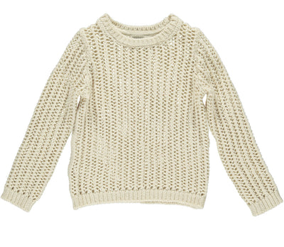 Unisex Sweater Tano Off White