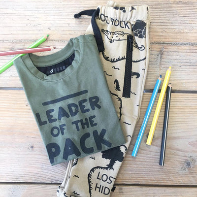 Sepp t-shirt leader