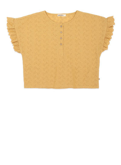 Top June - Mustard Yellow