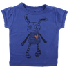 Small Rags | T-shirt Mr Rags blauw