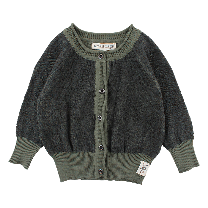Vestje Knit Green mini
