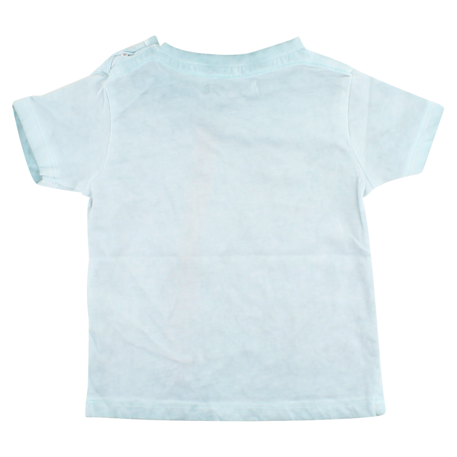 T-shirt Gary Blue mini