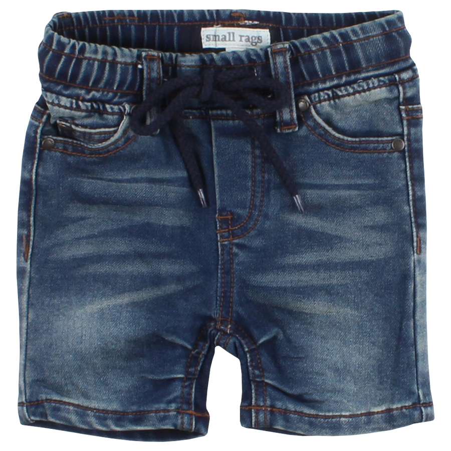 Short Gary Indigo mini
