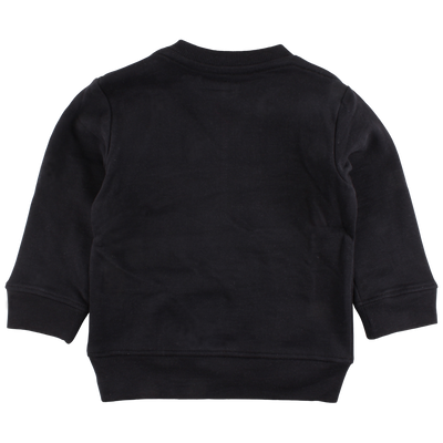 Sweater Hubert Caviar achterkant