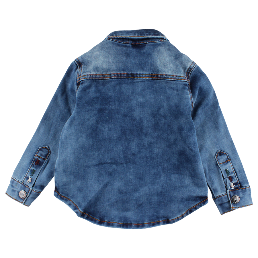 Blouse Hubert Denim