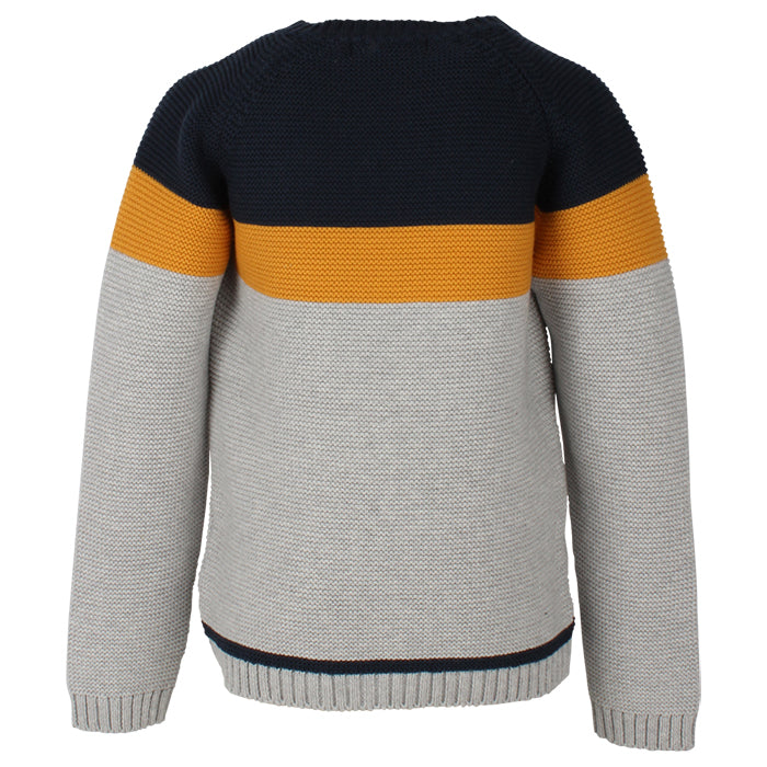 Sweater Knit Grey Flannel
