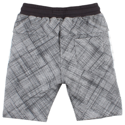Short Gustav Grey Melange