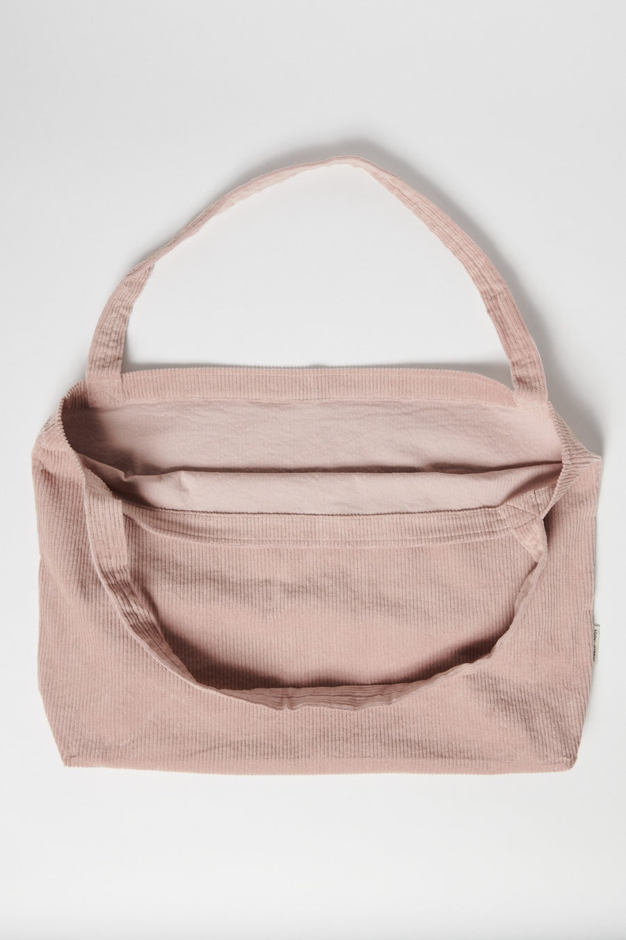 Studio NOOS Mom Bag - Rib Dusty Pink
