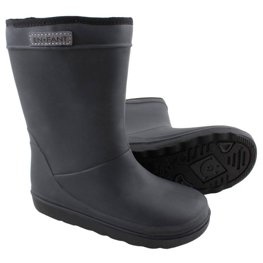 *PRE-ORDER* - Thermoboots Zwart