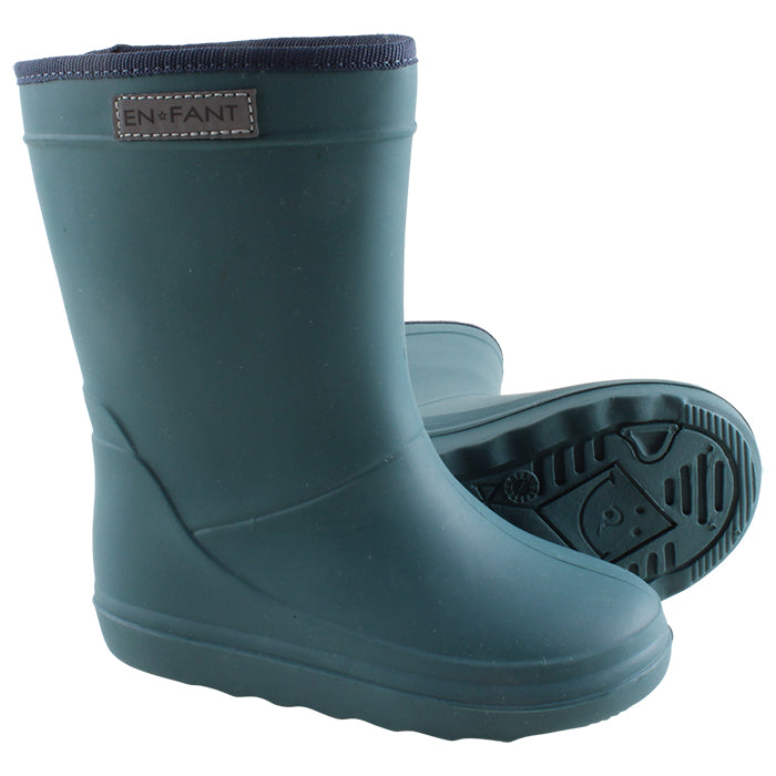 Thermoboots Dark Green