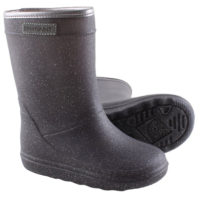 Thermoboots Metallic Grey