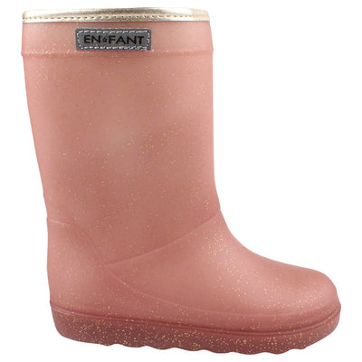 Thermoboots Roze Glitters
