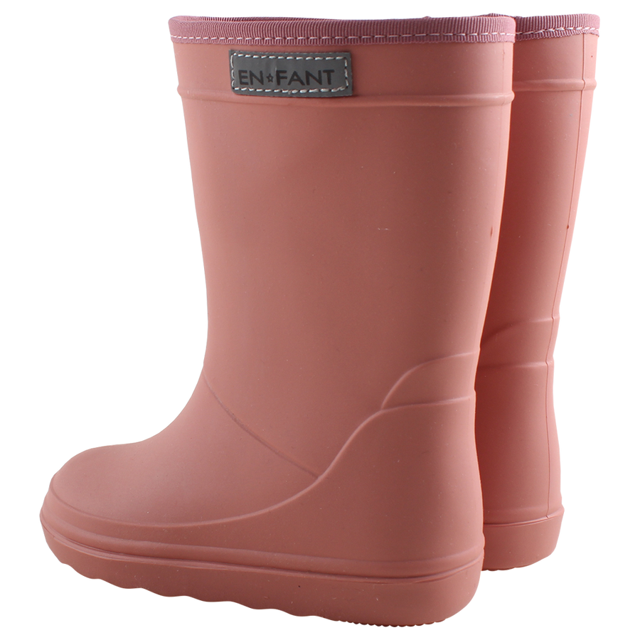 Rainboots Old Rose
