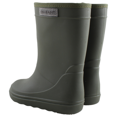Rainboots Dark Green