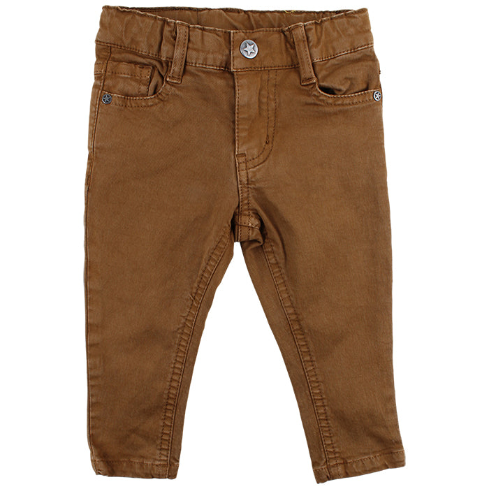 Broek Horizon Bronze Brown