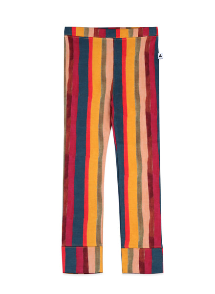 Broek Fall Stripe
