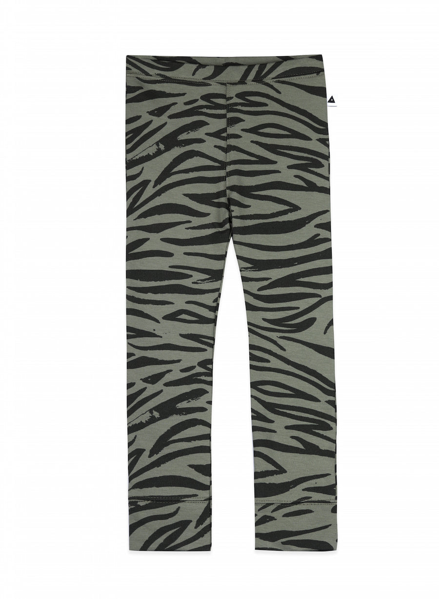 Legging James Army Tiger