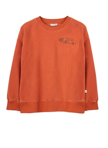 Sweater Rocky Bombay Brown