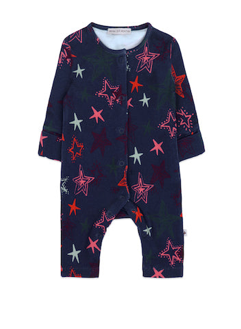 Playsuit Zepp Star