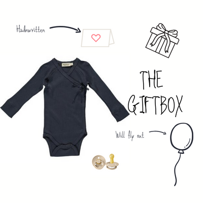 GIFTBOX UNISEX BLUE - 28 EURO