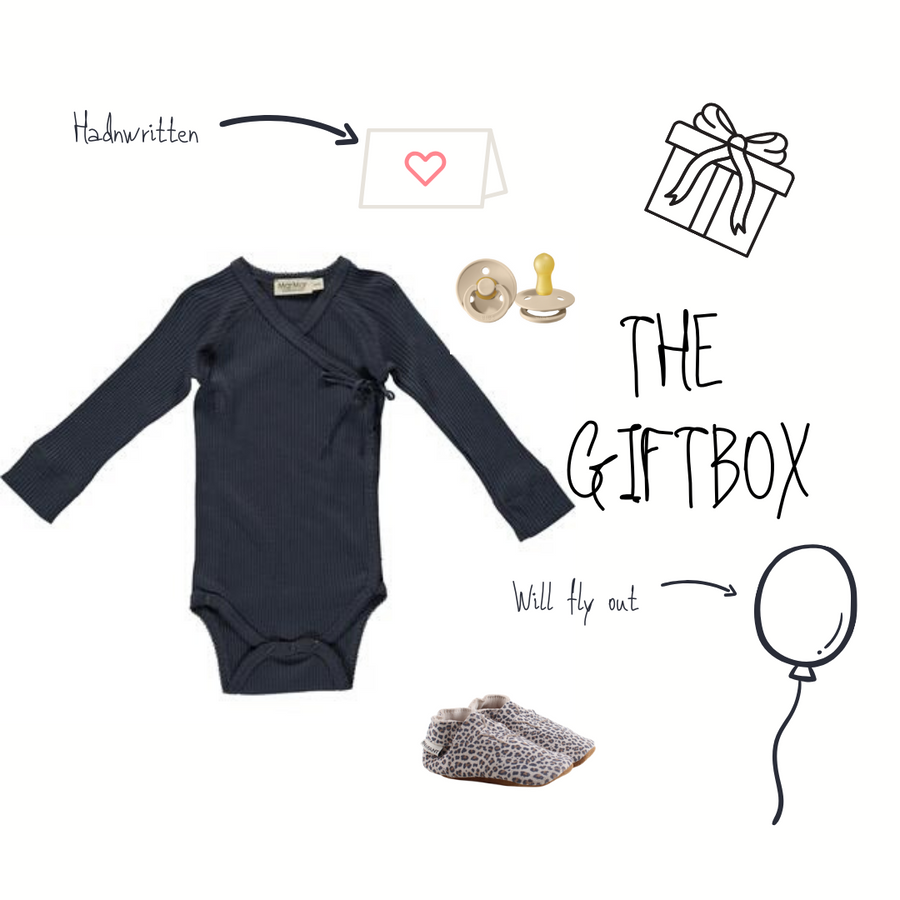 GIFTBOX UNISEX BLUE - 49 EURO