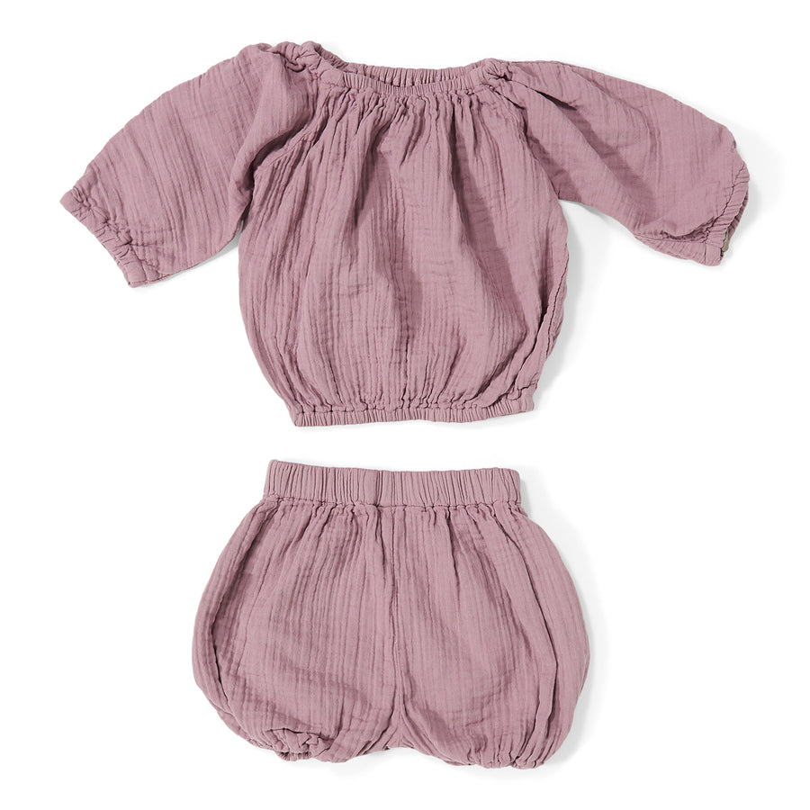 Comfy Set Dusty Lilac