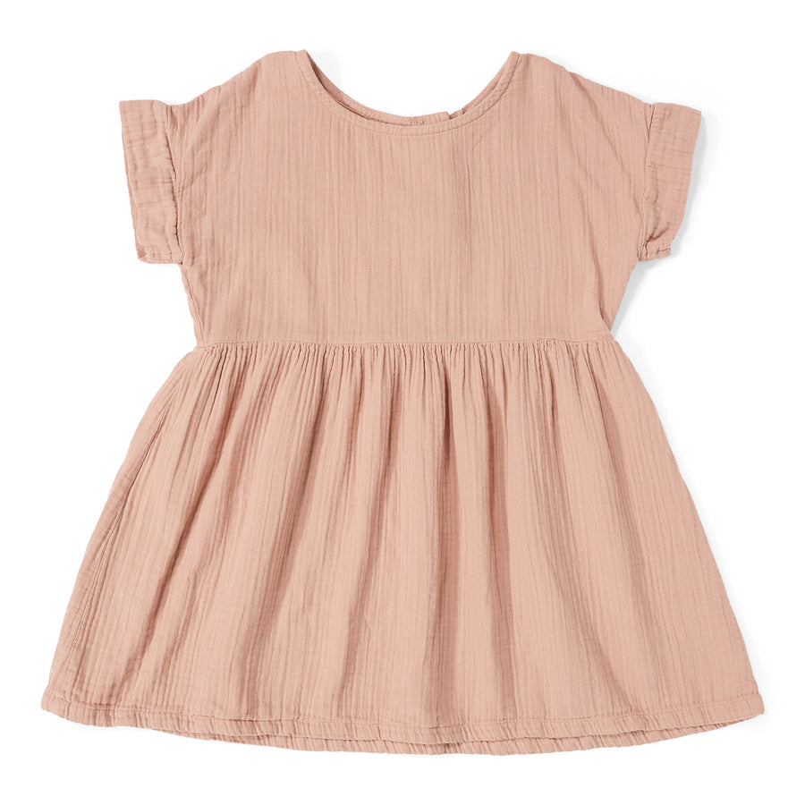 Jurk Daisy Dusty Pink