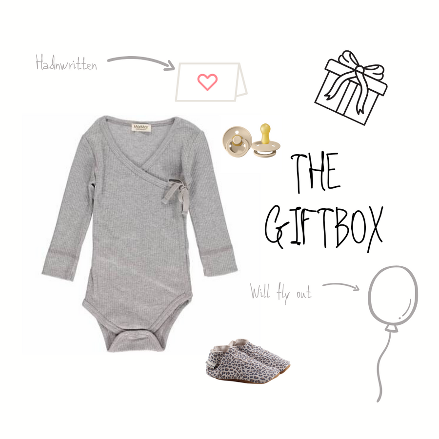 GIFTBOX UNISEX GREY - 49 EURO