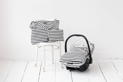 On The Go Bag - Breton