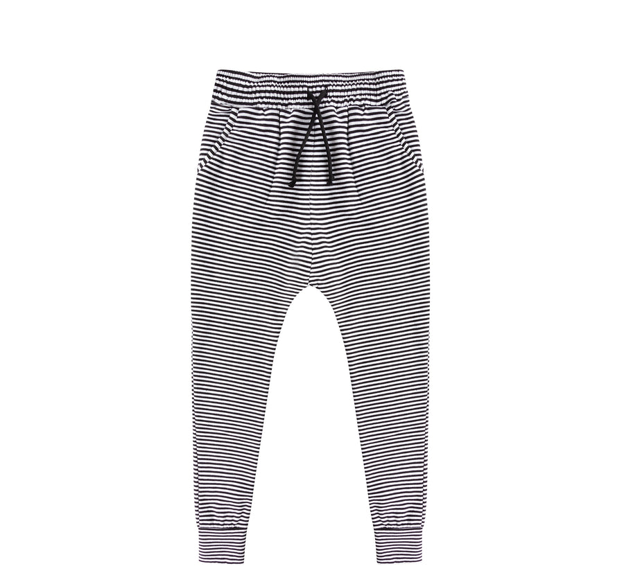 Winter Jogger Slimfit Stripe