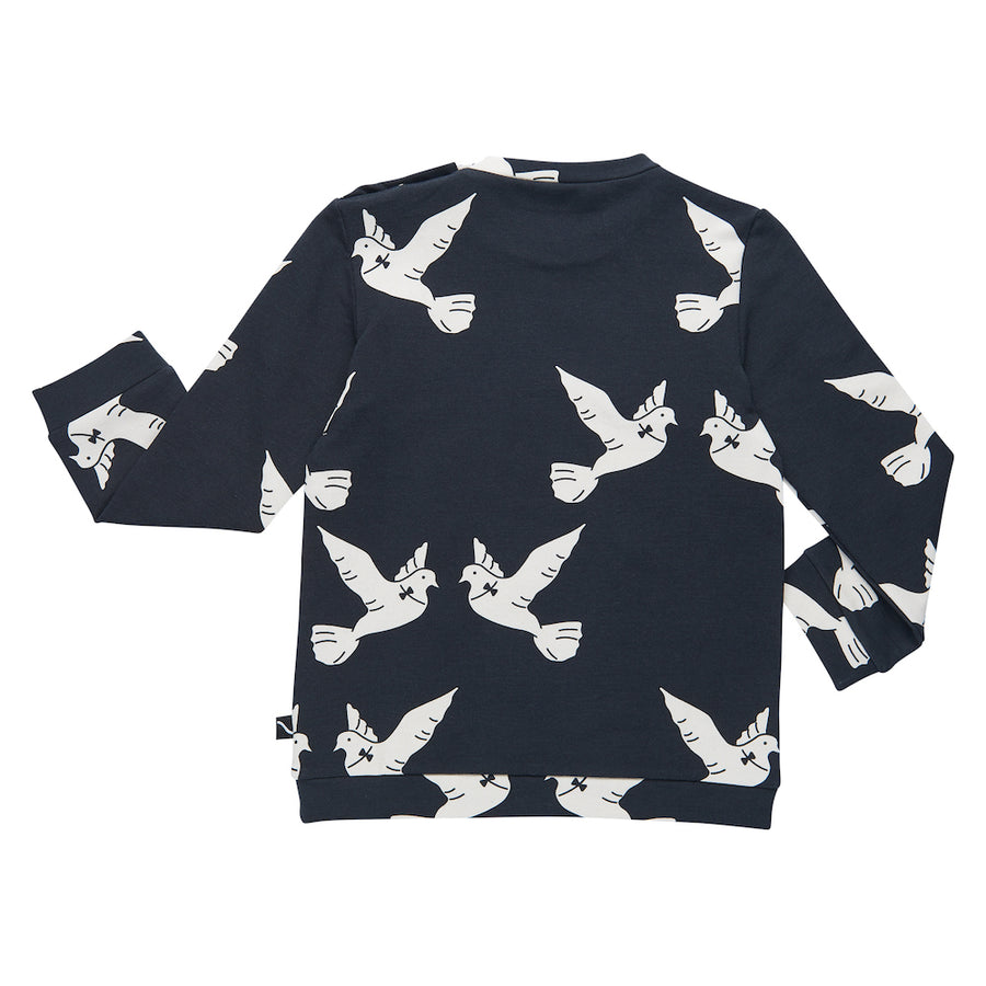 CarlijnQ Sweater Love Birds