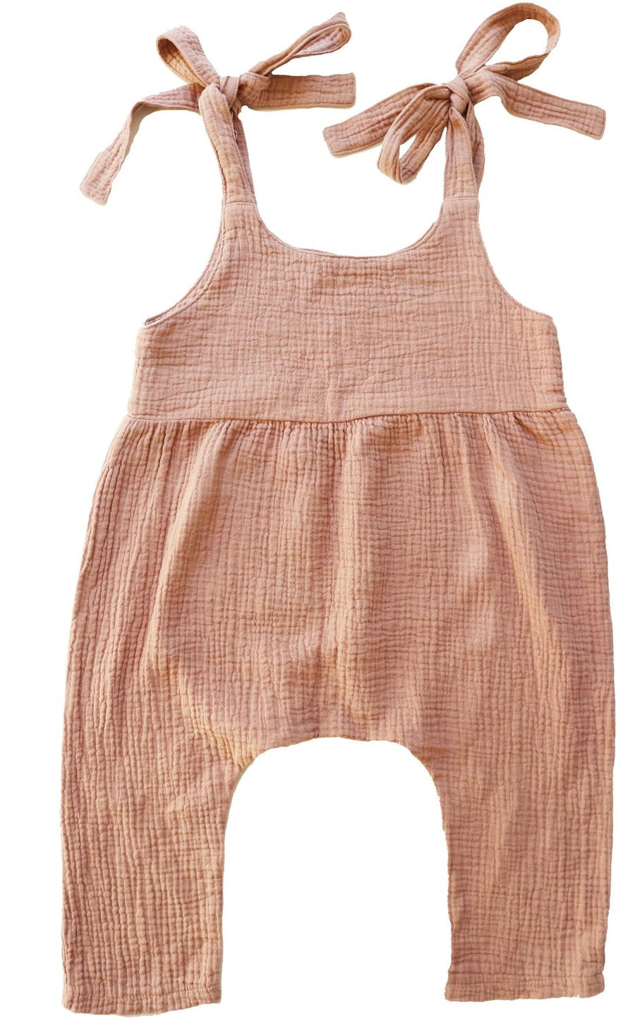 Overall Lucy Dusty Pink