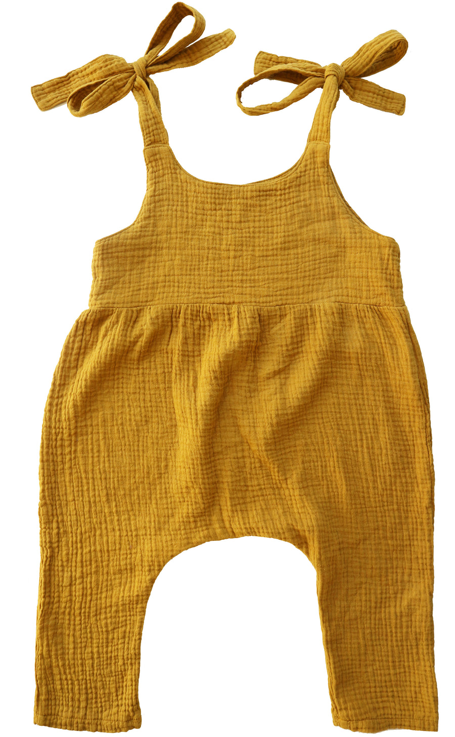 Overall Lucy Golden Yellow