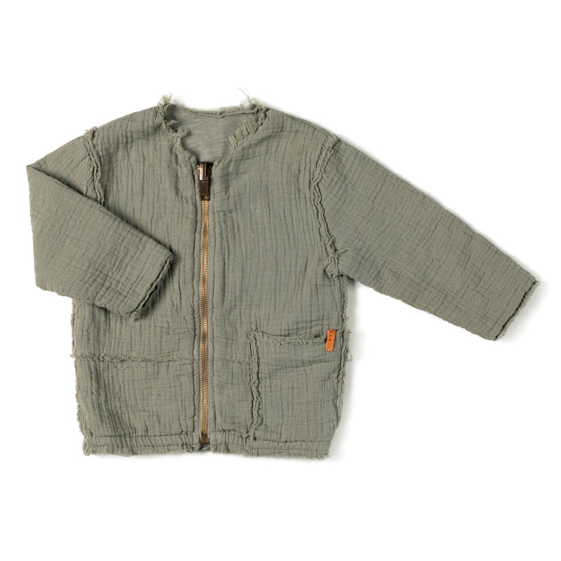 Mous Jacket Wild Green