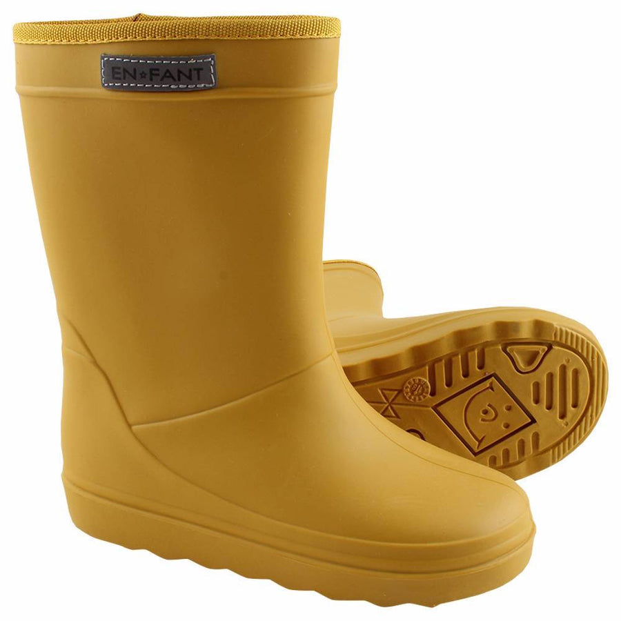 Rainboots Yellow