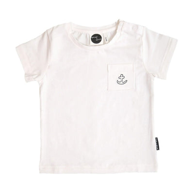 T-shirt Anchor Offwhite