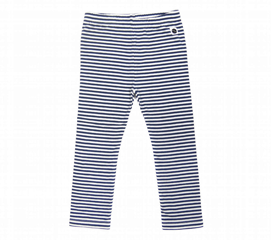 Legging Navy Stripe