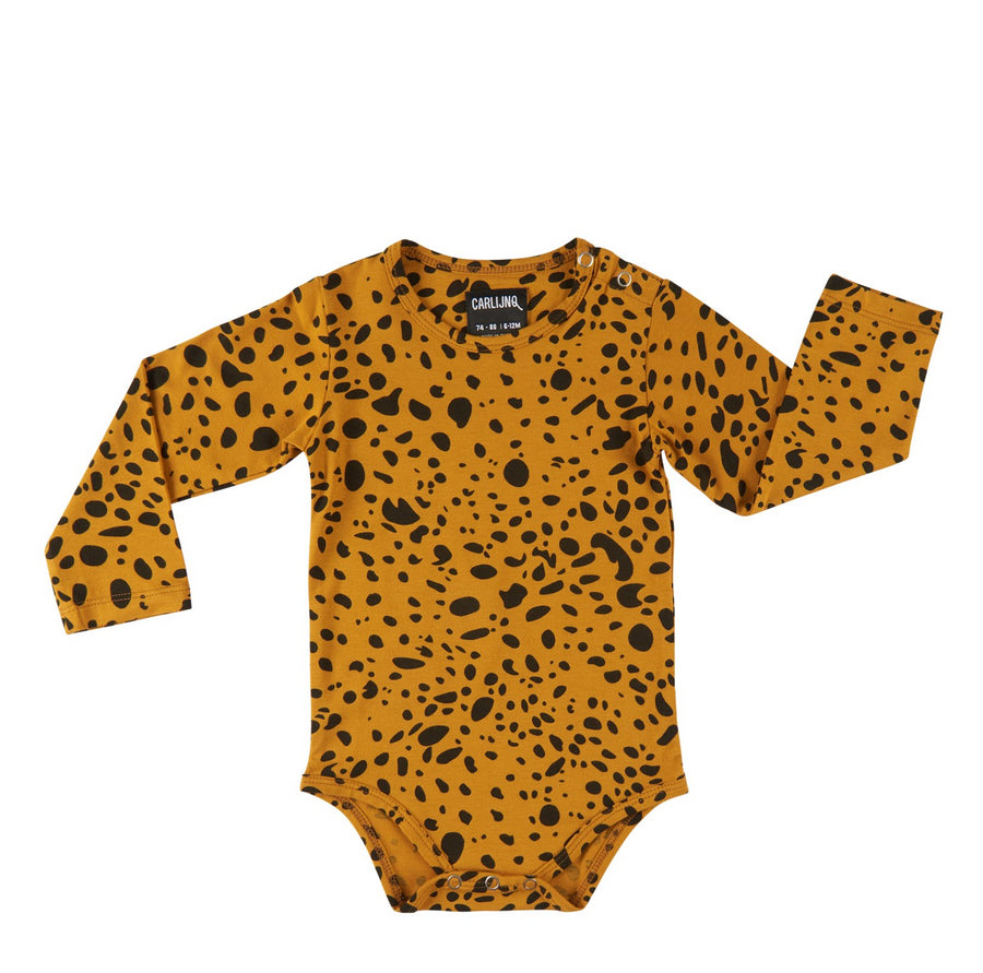Bodysuit Spotted Animal