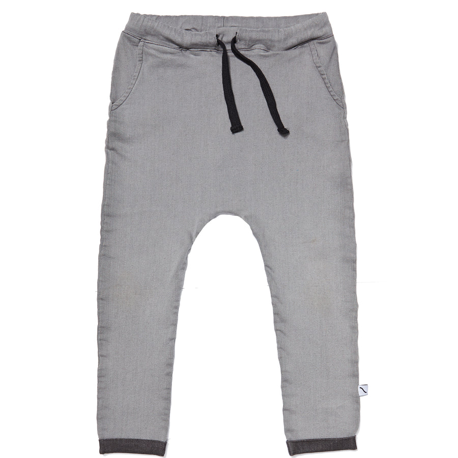 Sweatpants Grey Denim