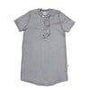 Tuniek Grey Denim voorkant